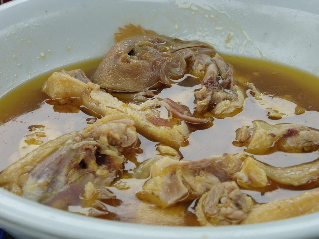 Kyckling i Hangzhou